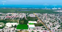 Venta de Terreno Usos Mixtos en Cancún Centro
