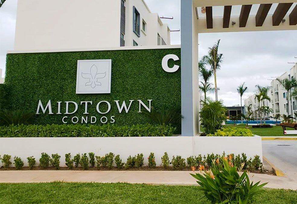 Midtown Condos Cancún