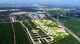 Venta de Lote en Residencial Arbolada Fase II de 120.40 m2