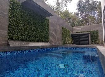 Renta de Casa con Alberca en Cancun en Aqua Residencial