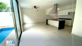 Residencia Contemporánea en Renta ubicada en Residencial Aqua