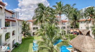 Departamento totalmente equipado en Renta en la Zona Hotelera de Cancún