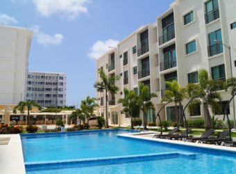 Oportunidad de Renta en Cancún Departamento en Residencial Astoria en Privada Soho 2