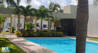 Cómoda casa en Renta en Jardines de Sur 3 Cancún