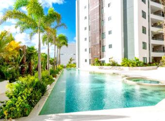 Departamento de Lujo en Venta En Cumbres Towers Cancún