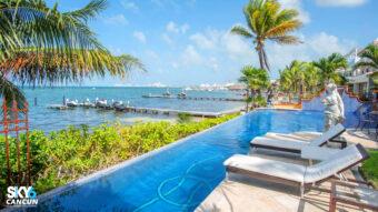 Exclusiva Propiedad en con Frente de Playa en la Cancún, Zona Hotelera