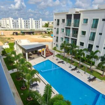 Exclusivo departamento en Renta en Residencial Astoria Cancún