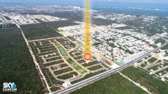Terreno Unifamiliar en Venta en Residencial Rio Cancún