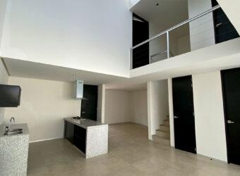 Casa contemporanea en venta dentro de Residencial Aqua Cancún