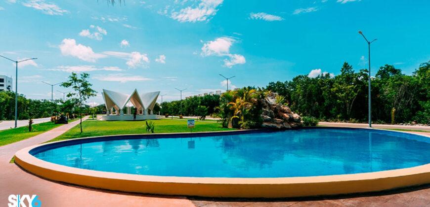 Lote Residencial para invertir en Cancún