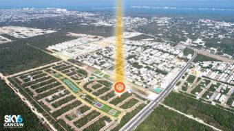 Terreno Residencial en Venta en Residencial Rio Cancún