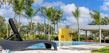Renta en Cancún Casa en Jardines del Sur 4
