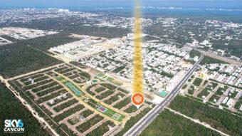 Terreno Residencial en Venta en Residencial Rio Cancun