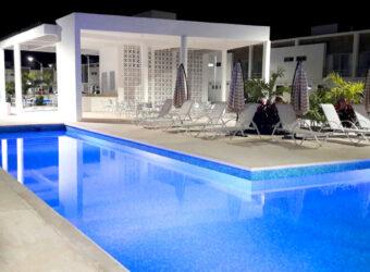 Espectacular departamento en Tribeca Cancun