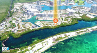 Terreno en Venta Lagunas 2 Puerto Cancun