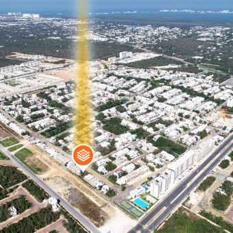 Lote Residencial con excelente ubicación en Cancún