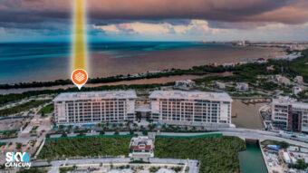 Lote Residencial en Lagunas Puerto Cancun