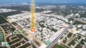 Lote Residencial en Venta en Aqua Fase 2 en Cancún