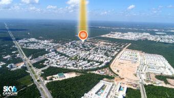 Terreno Habitacional con excelente ubicación en Cancún