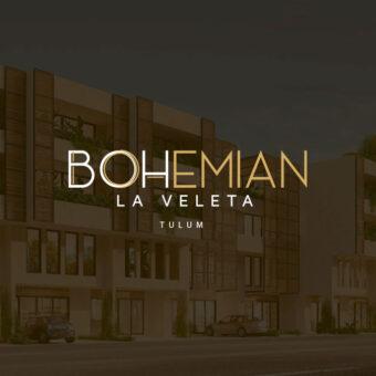 Bohemian La Veleta Tulum